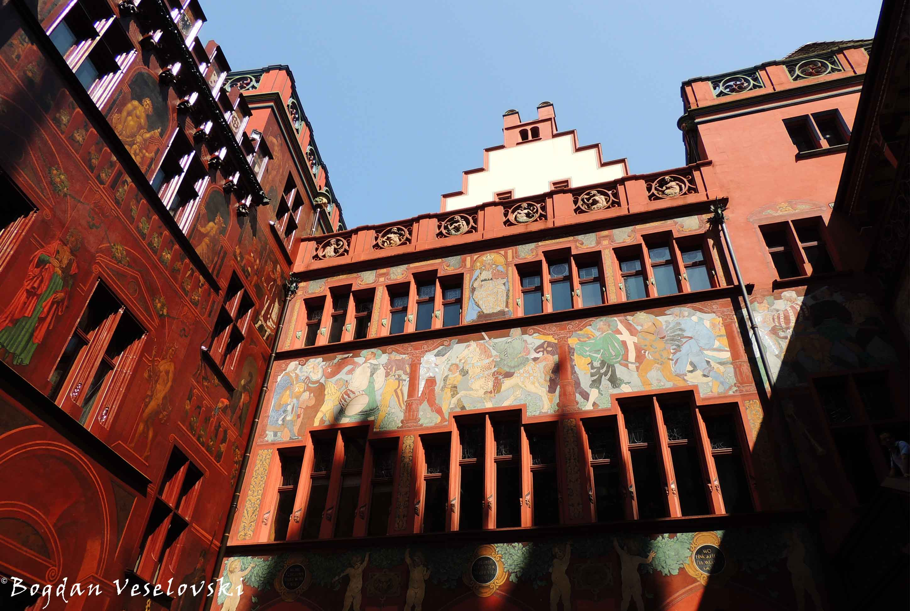 Basel City Break – Attractions-Sights-Landmarks