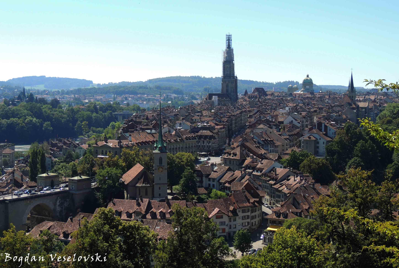 Bern City Break – Attractions-Sights-Landmarks