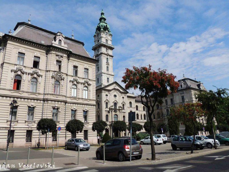 Győr City Break – Attractions-Sights-Landmarks