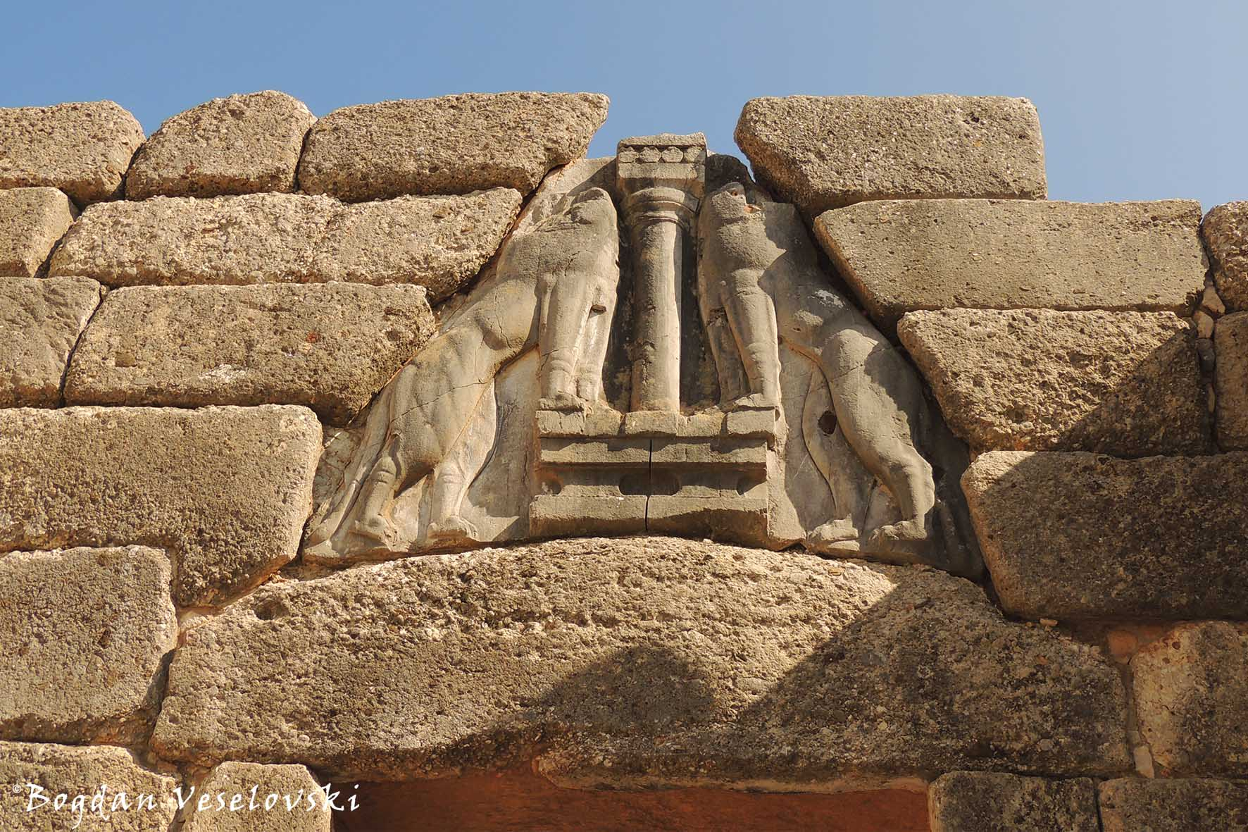 Mycenae – Attractions-Sights-Landmarks