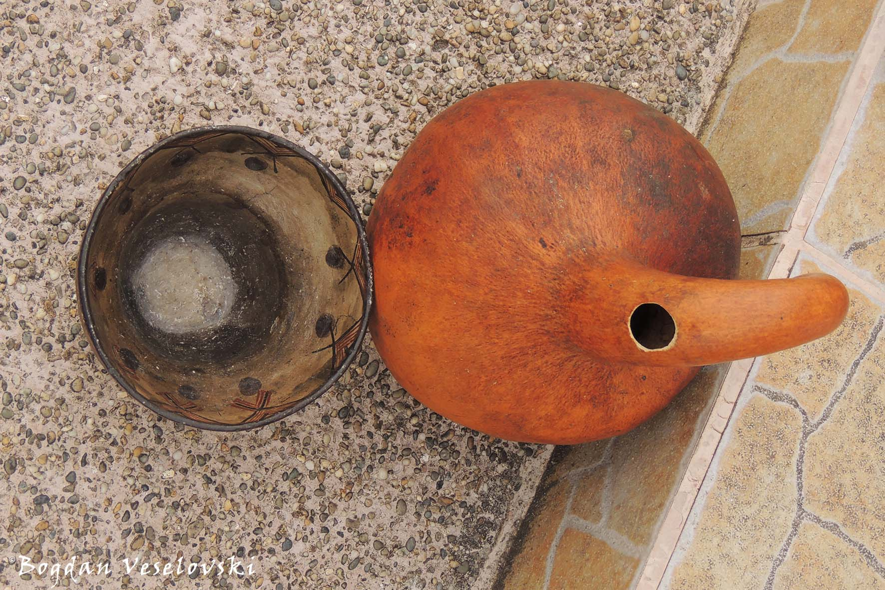 Shuar household appliances, weapons & musical instruments