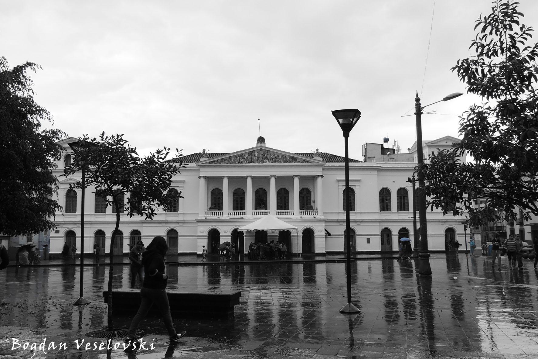 Casco Histórico (Historic Center)