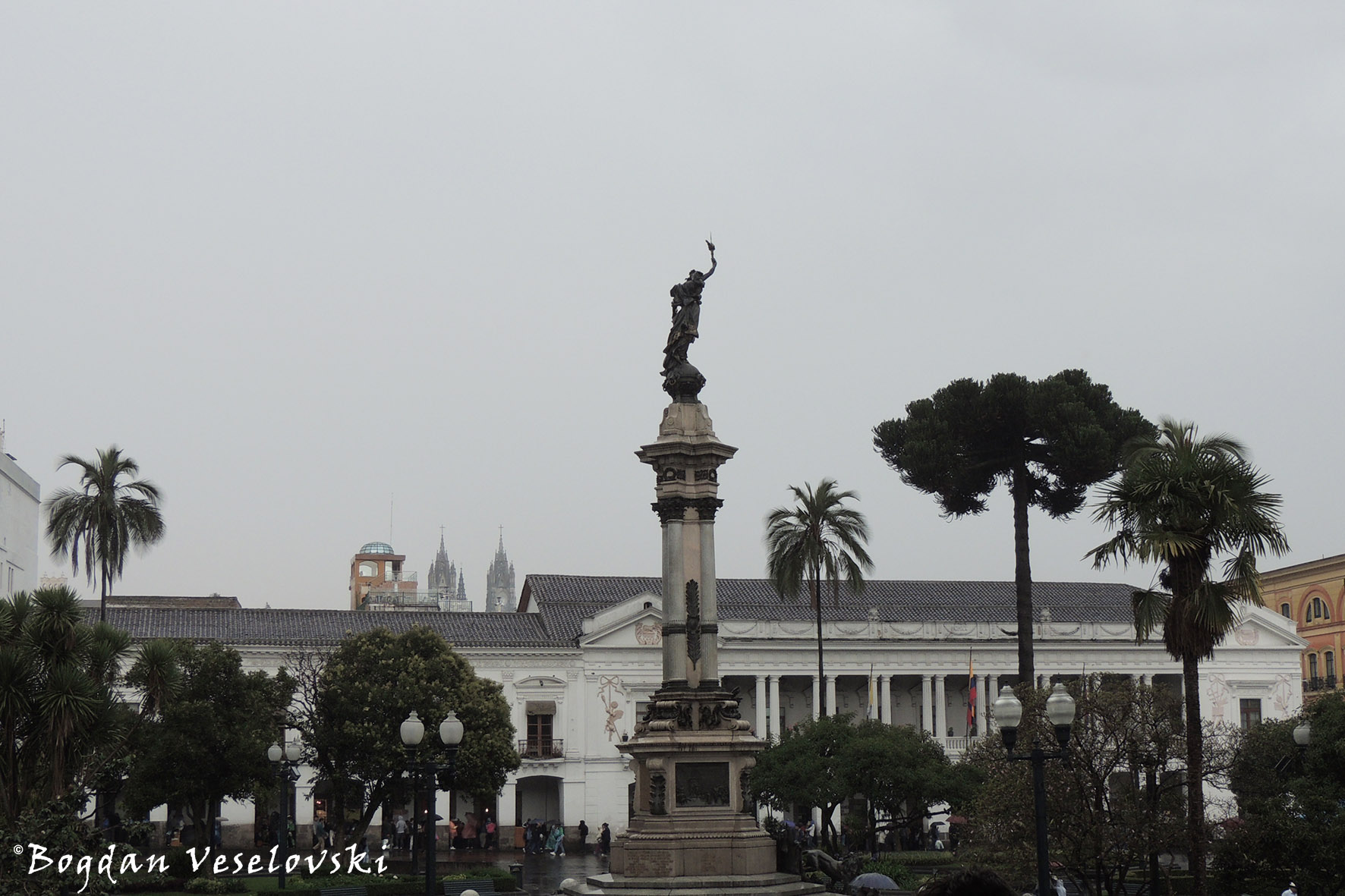 Casco Histórico – Plaza Grande