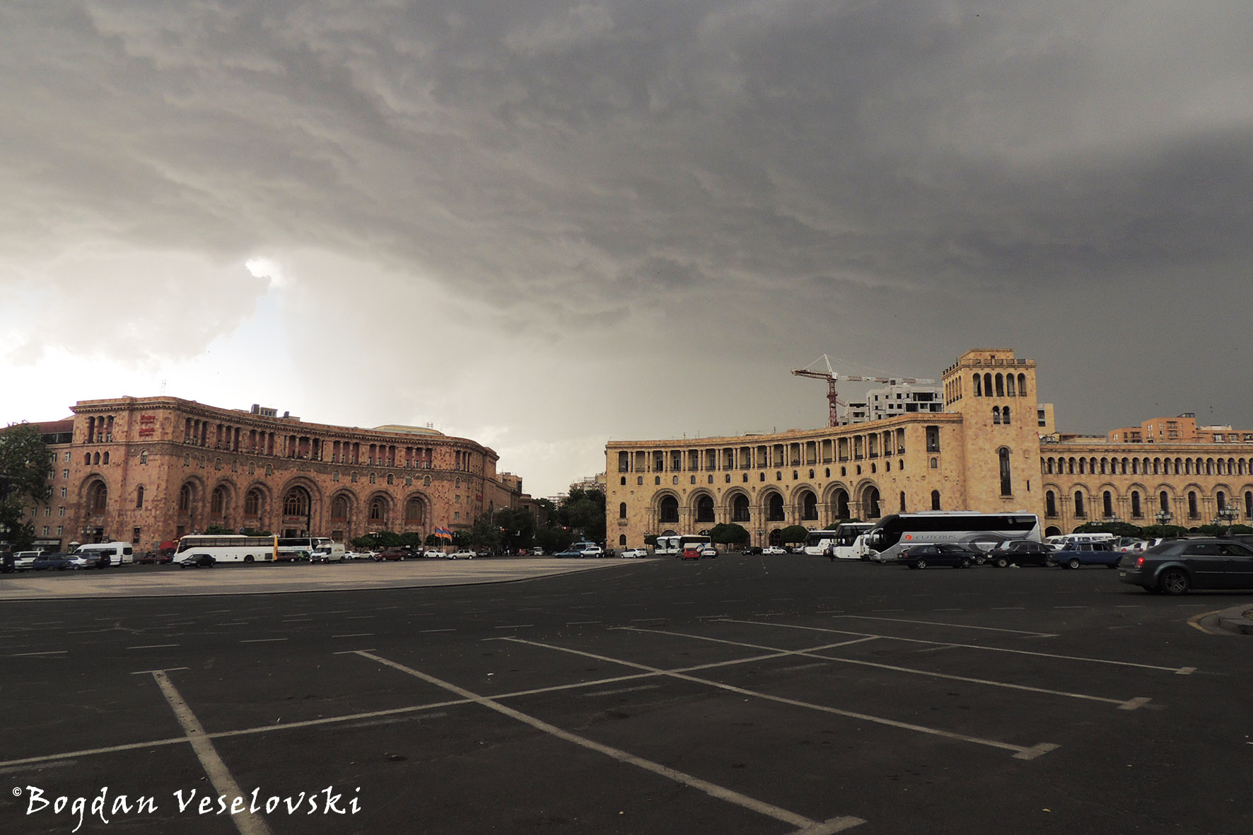 Yerevan City Break – Attractions-Sights-Landmarks